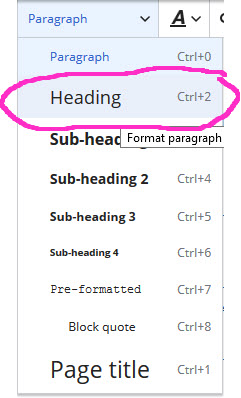 Wiki choose heading format.jpg