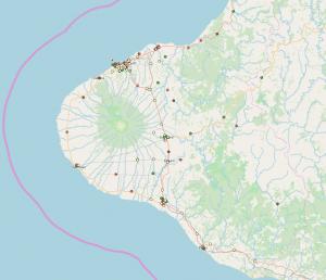 CitSciHub map thumbnail